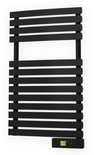 Rointe DTI030SEB – D Series – Electric Towel Rail, Graphite, 300W