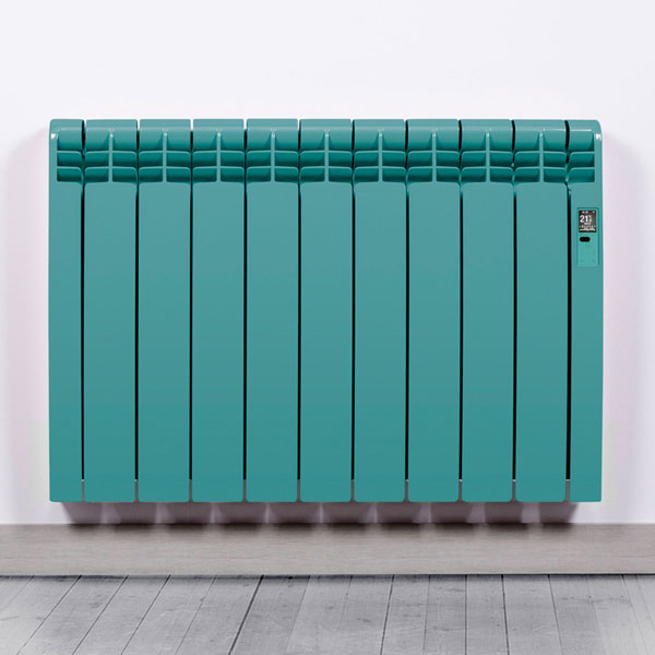 Rointe D Series Radiator Turquoise Blue