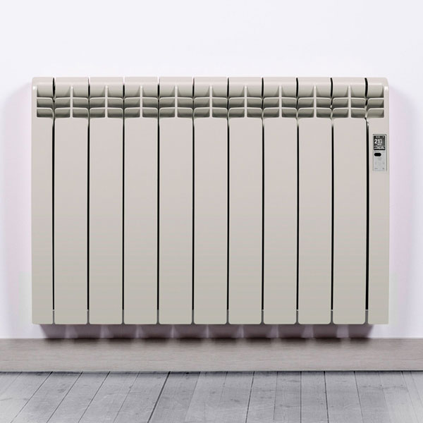 Rointe D Series Radiator Silk Grey 18m2