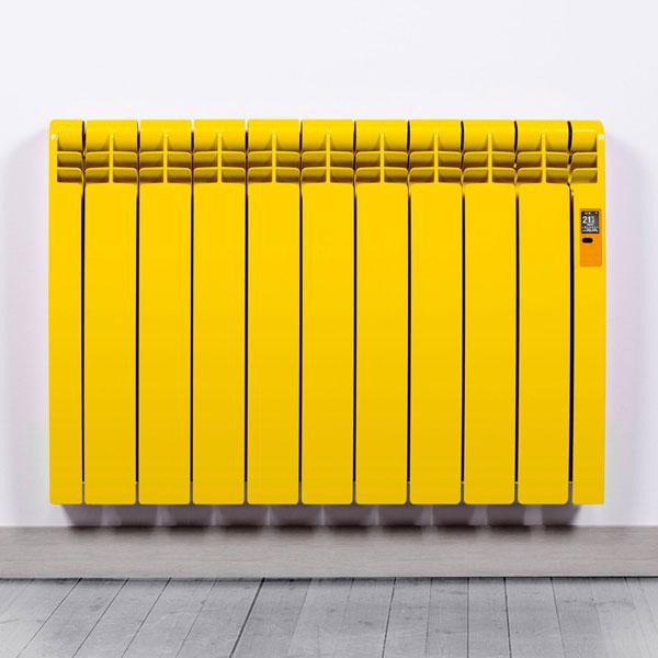 Rointe D Series Radiator Traffic Yellow 18m2